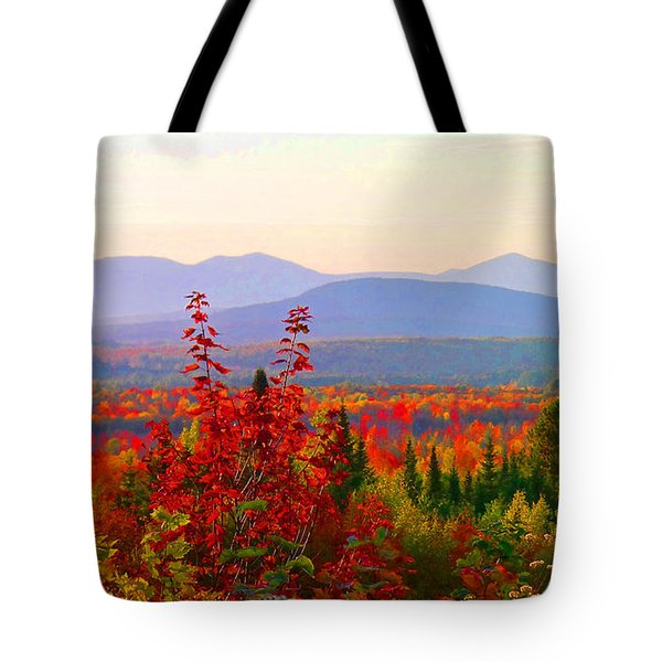 National Scenic Byway Tote Bag