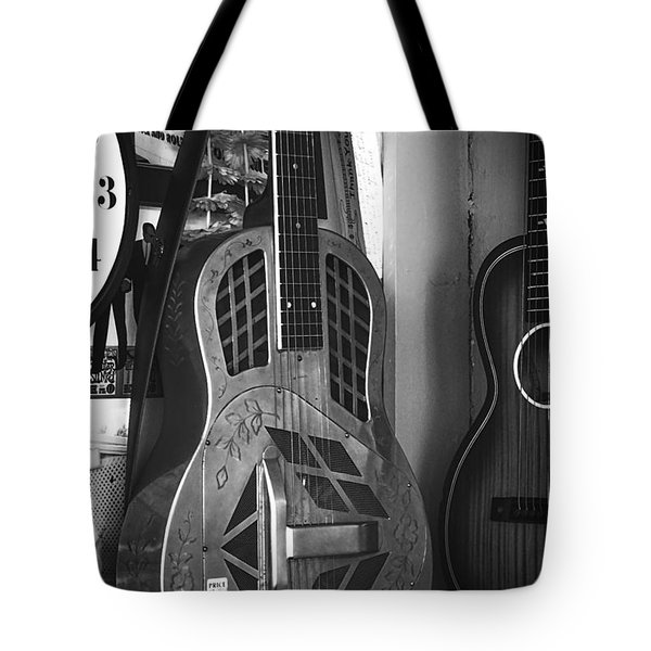 National Steel Guitar No. 24 Tote Bag