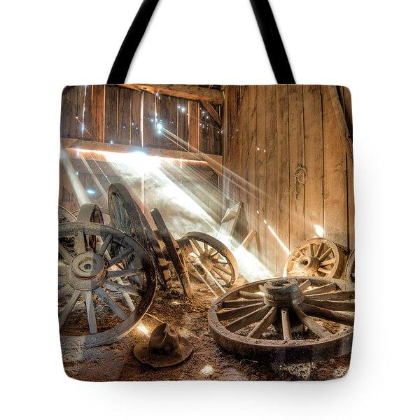 National Treasure Tote Bag