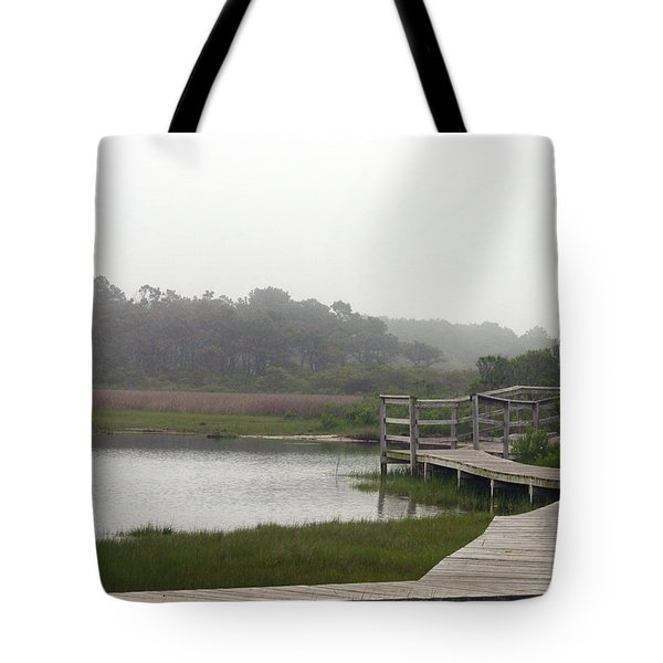 National Walkway Tote Bag by Kelvin Booker