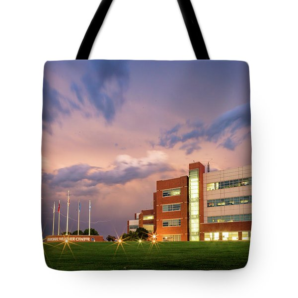 National Weather Center II Tote Bag