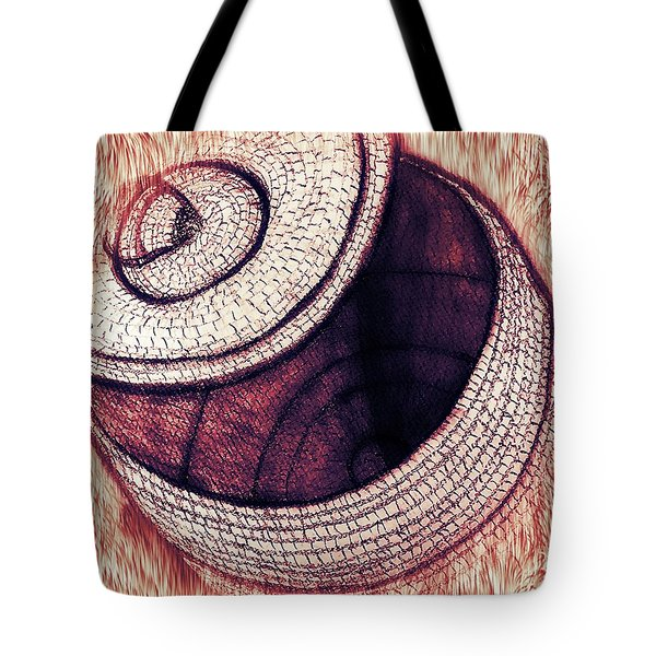 Native American Basket 2 Tote Bag