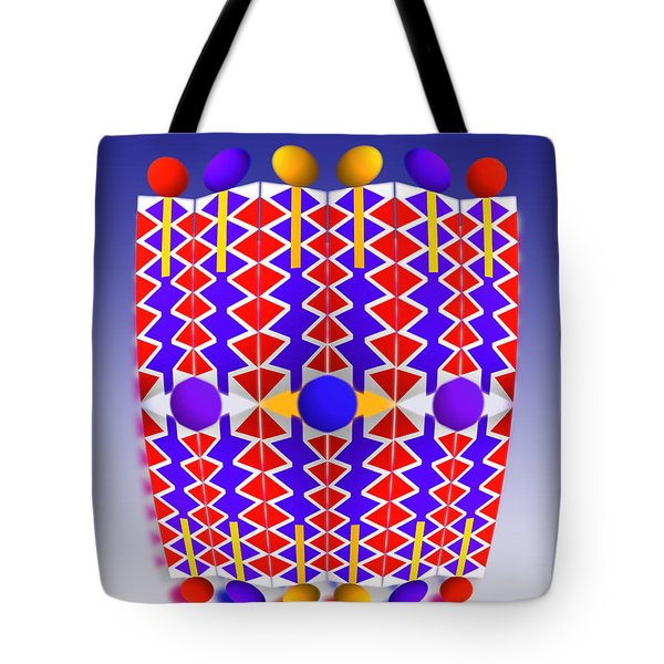 Native American Poster Tote Bag by Charles Stuart