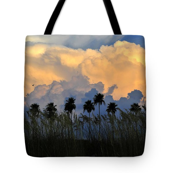 Native Florida Tote Bag by David Lee Thompson
