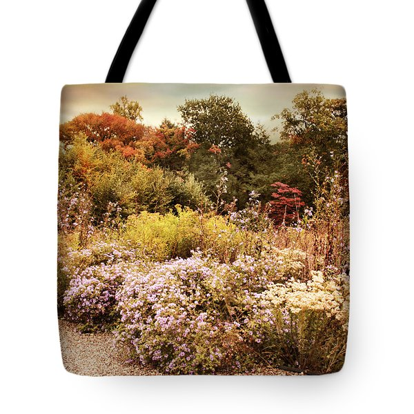 Native Garden Tote Bag