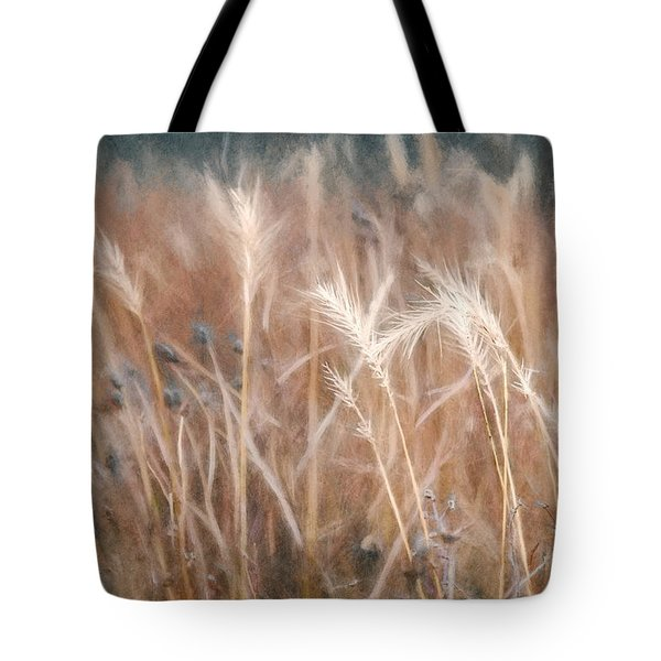 Native Grass Tote Bag
