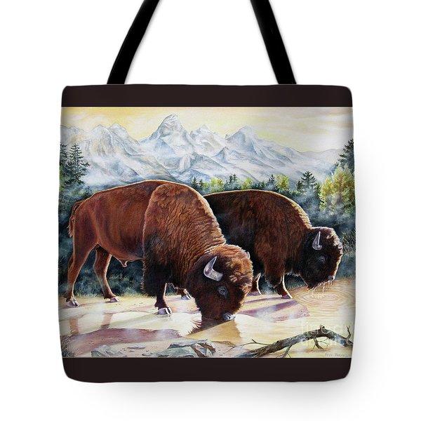Native Nobility Tote Bag