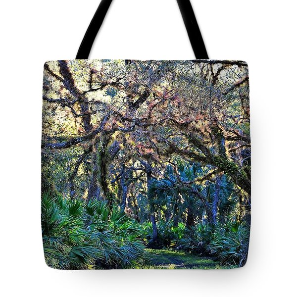 Natural 10 17b Tote Bag