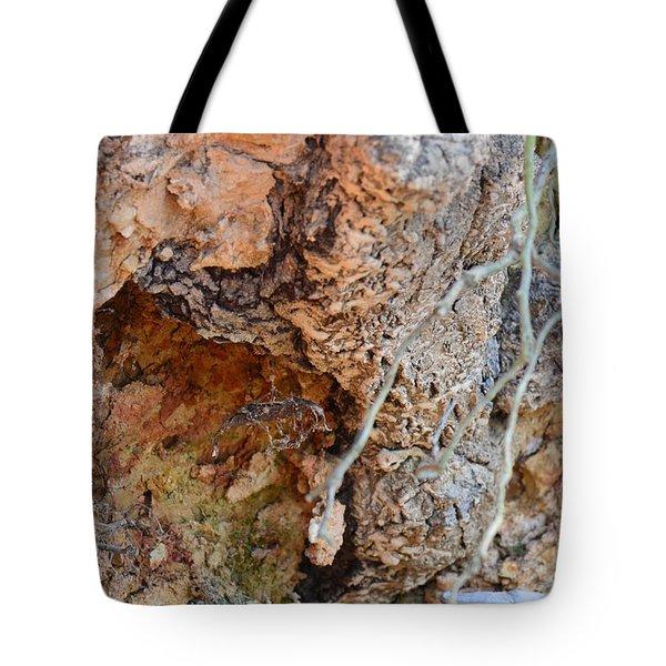 Natural Abstract 15-03 Tote Bag