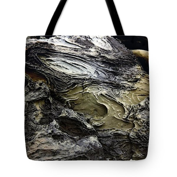 Tote Bag featuring the photograph Natural Art by Yumi Johnson