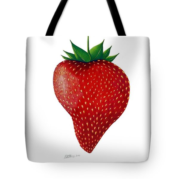 Natural Beauty Tote Bag by Danielle R T Haney