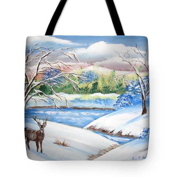 Natural Beauty Tote Bag by Luis F Rodriguez