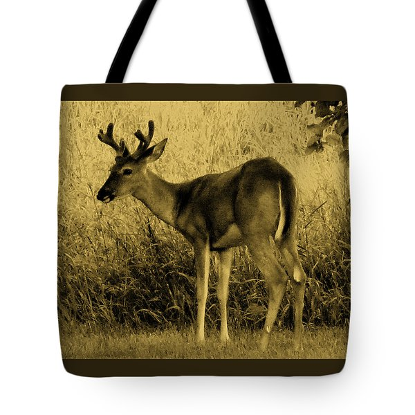 Natural Beauty- Vintage Version Tote Bag