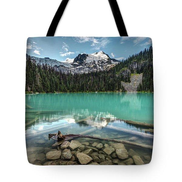 Natural Beauty Of British Columbia Tote Bag