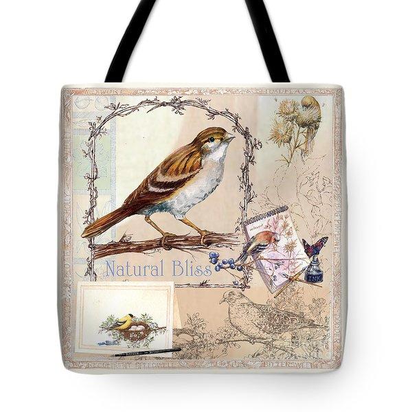 Natural Bliss Tote Bag