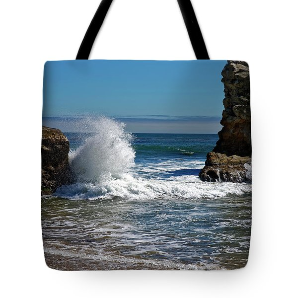 Natural Bridges State Park Tote Bag