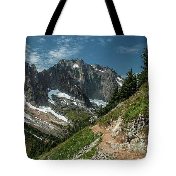 Natural Cathedral Tote Bag