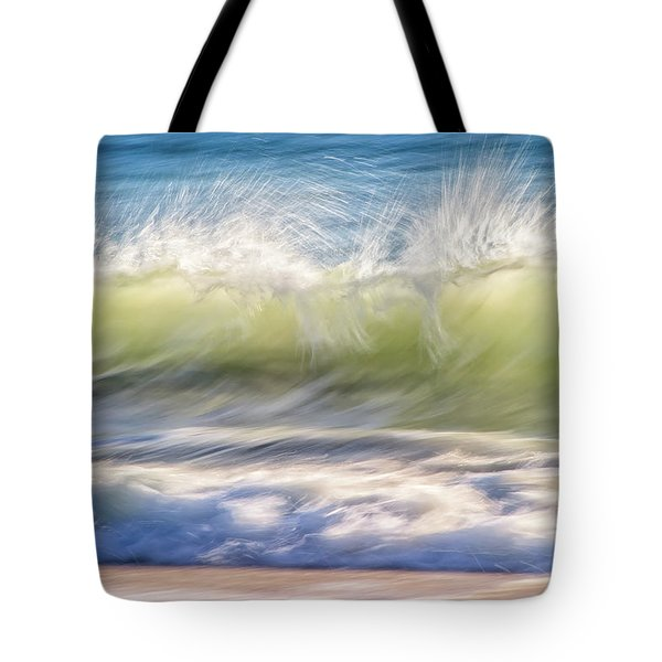 Tote Bag featuring the photograph Natural Chaos, Quinns Beach by Dave Catley
