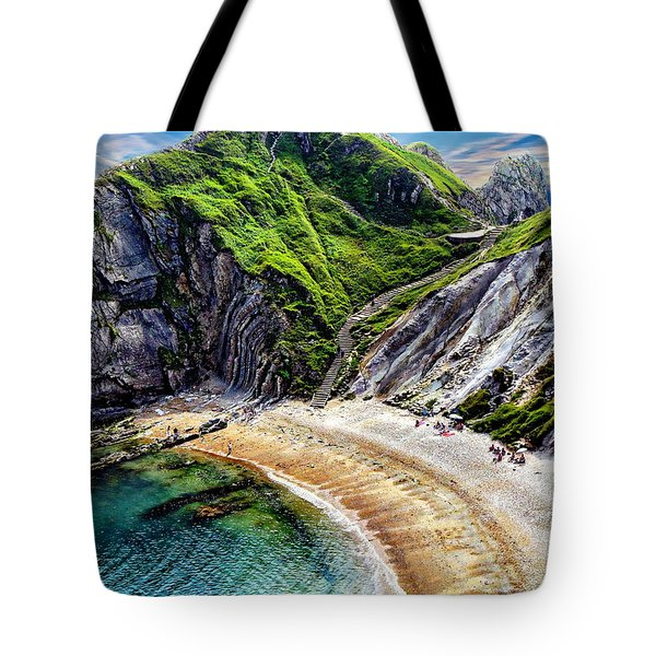 Natural Cove Tote Bag