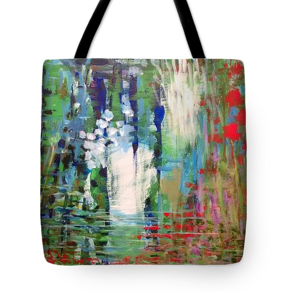 Natural Depths Tote Bag