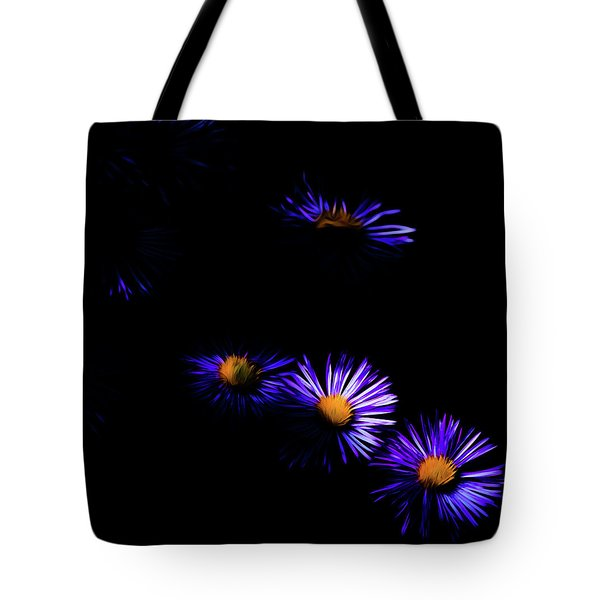 Natural Fireworks Tote Bag by Timothy Hack