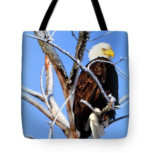 Natural Freedom Tote Bag