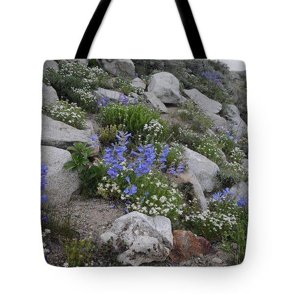 Natural Garden Tote Bag by Jenessa Rahn