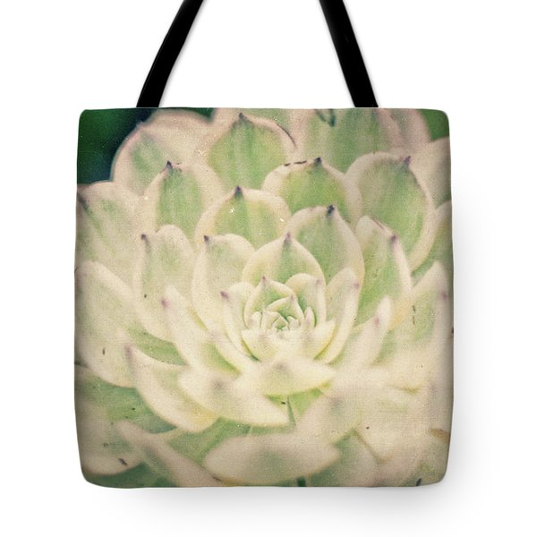 Tote Bag featuring the photograph Natural Geometry by Ana V Ramirez