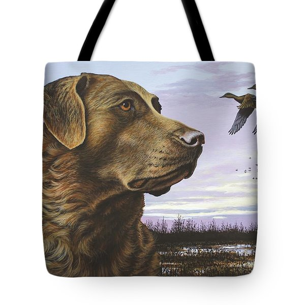 Natural Instinct - Chessie Tote Bag