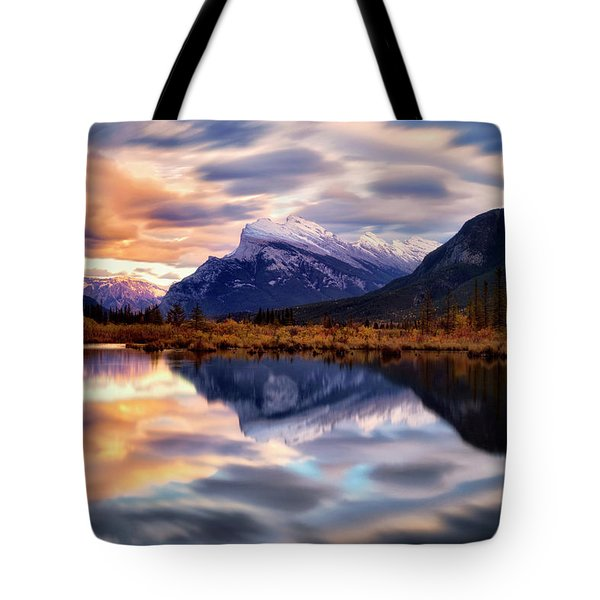Natural Mirror Tote Bag by Nicki Frates
