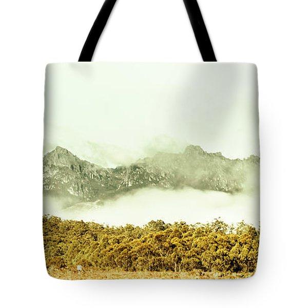 Natural Mountain Beauty Tote Bag