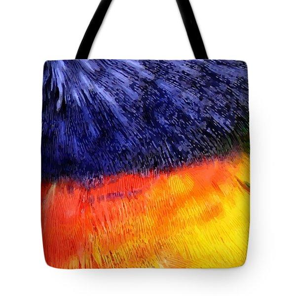 Natural Painter Tote Bag