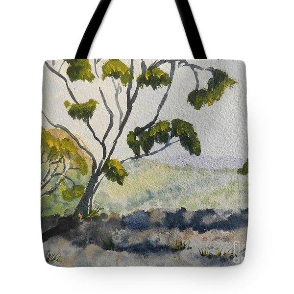 Natural Park A Shoalhaven Tote Bag