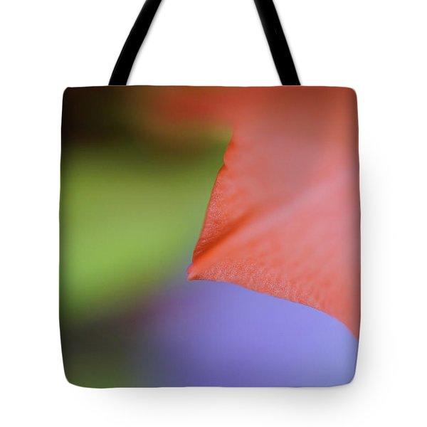 Natural Primary Colors Tote Bag