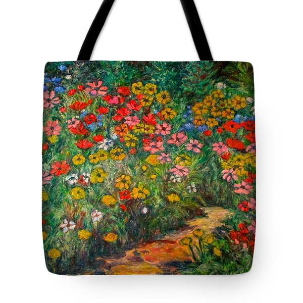 Natural Rhythm Tote Bag