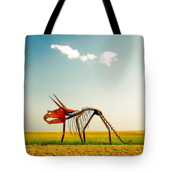 Natural Selection Tote Bag by Todd Klassy