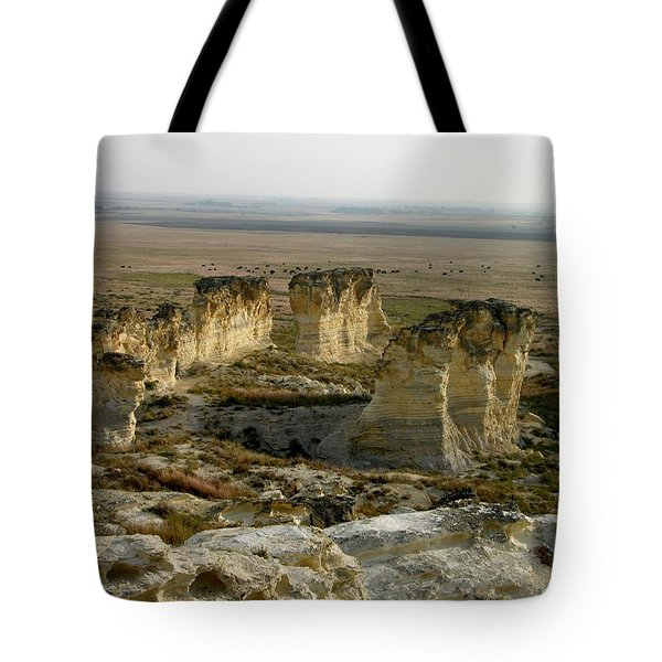 Natural Stonehenge Tote Bag