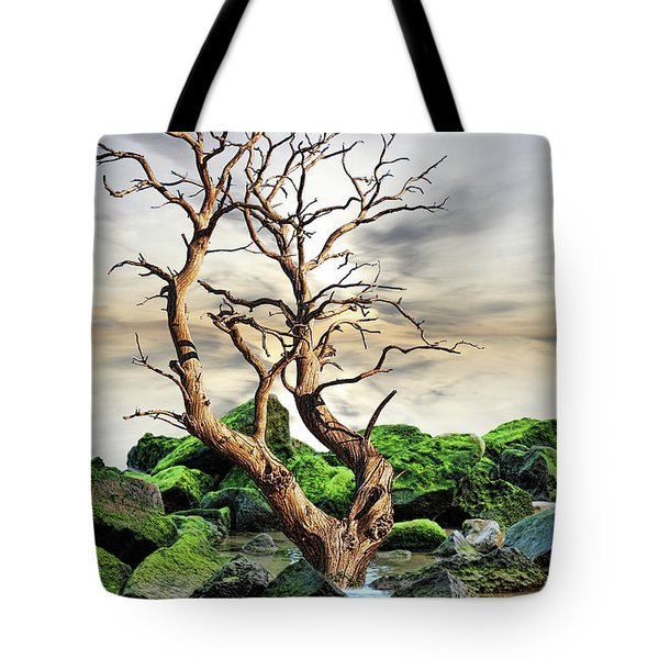 Natural Surroundings Tote Bag by Angel Jesus De la Fuente