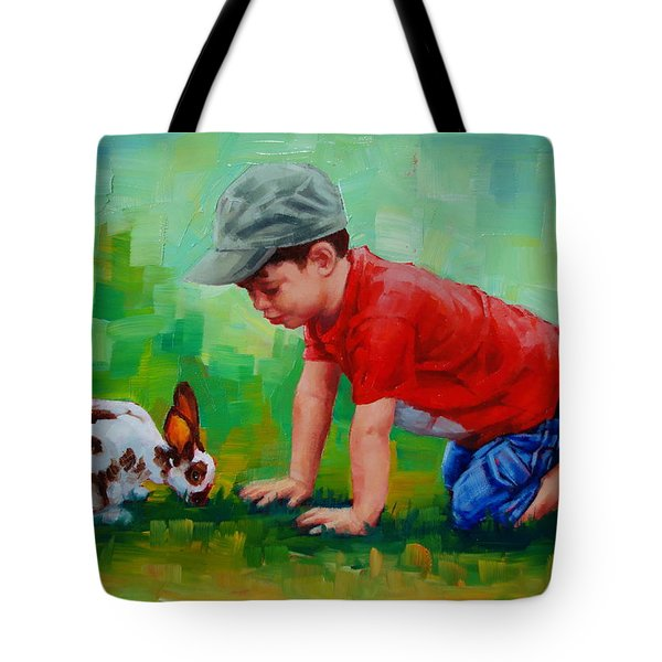 Natural Wonder Tote Bag by Margaret Stockdale