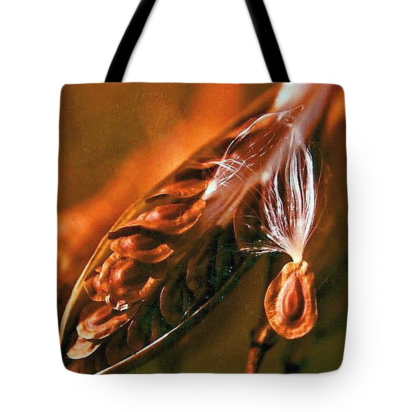 Tote Bag featuring the photograph Nature 1 by John Hartman