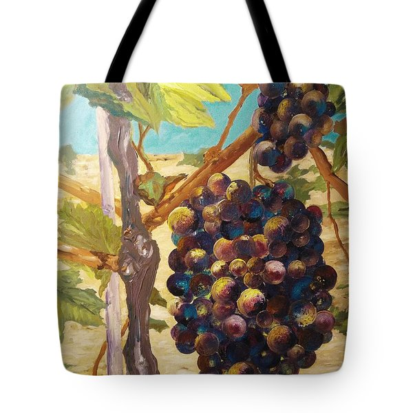 Nature's Abundance Tote Bag