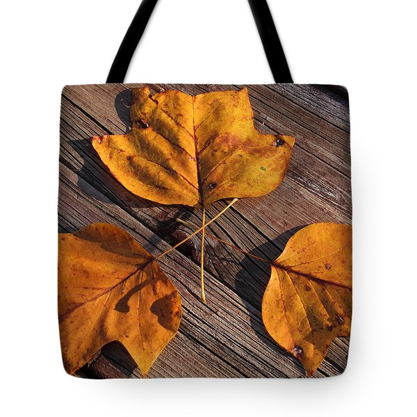 Nature And Me Tote Bag by Lyle Hatch
