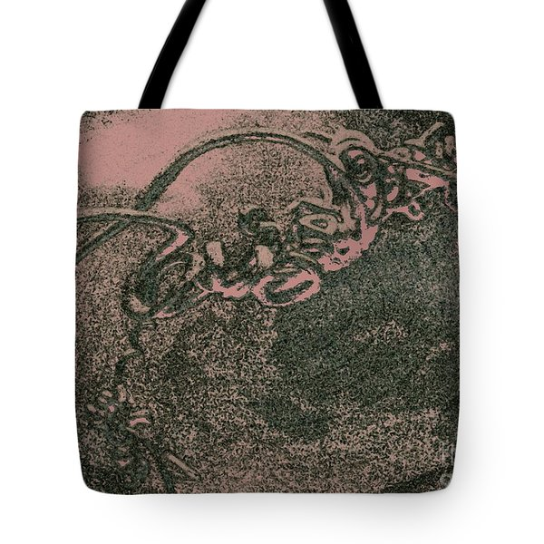 Tote Bag featuring the photograph Nature Art by Kim Henderson