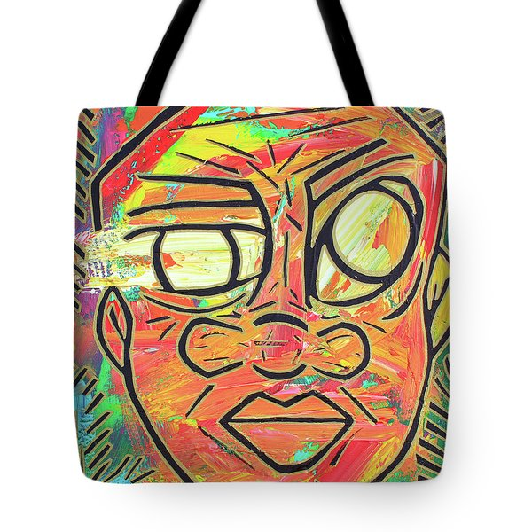 Nature Boy Tote Bag