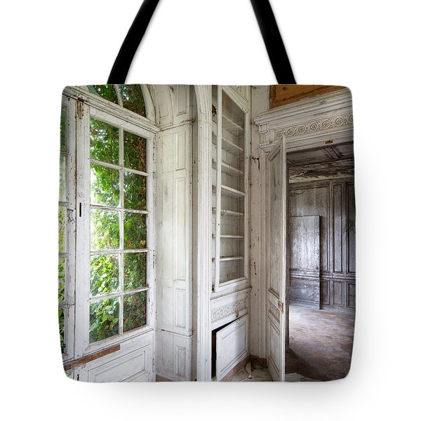 Nature Closes The Window - Urban Decay Tote Bag