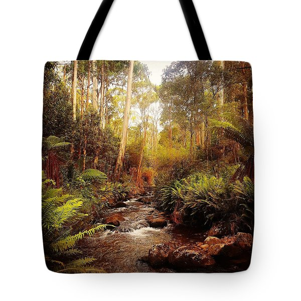 Nature Colour Tote Bag