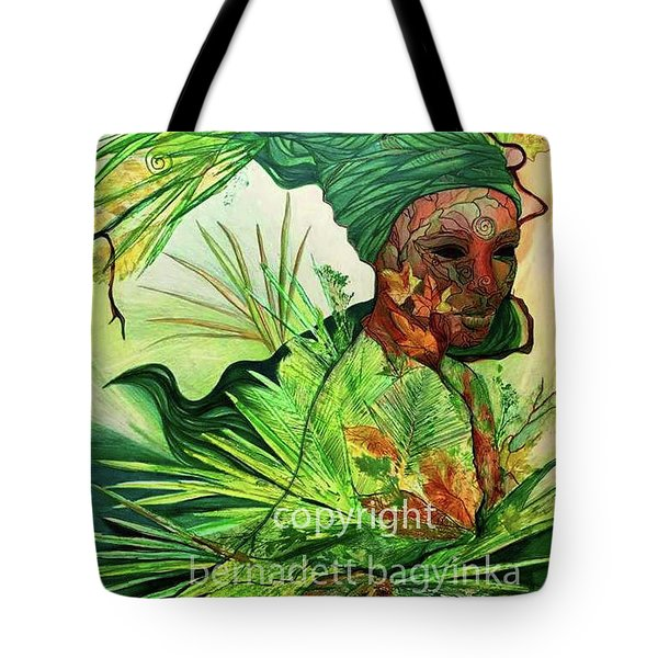 Nature Element Tote Bag