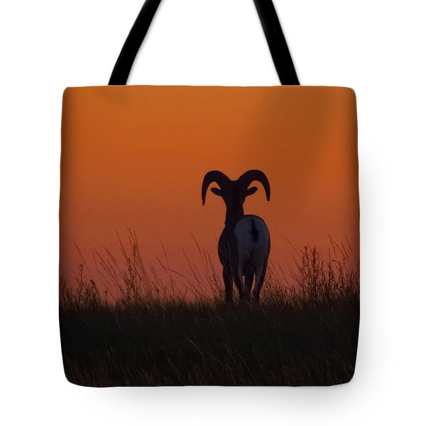 Nature Embracing Nature Tote Bag