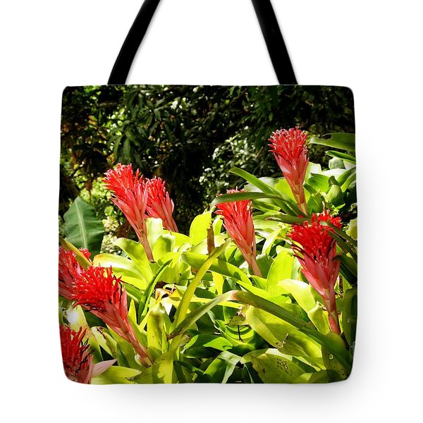 Tote Bag featuring the photograph Nature Exotic by The Art of Alice Terrill