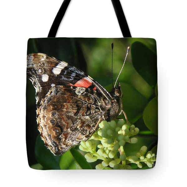 Nature In The Wild - A Rest For The Weary Tote Bag by Lucyna A M Green